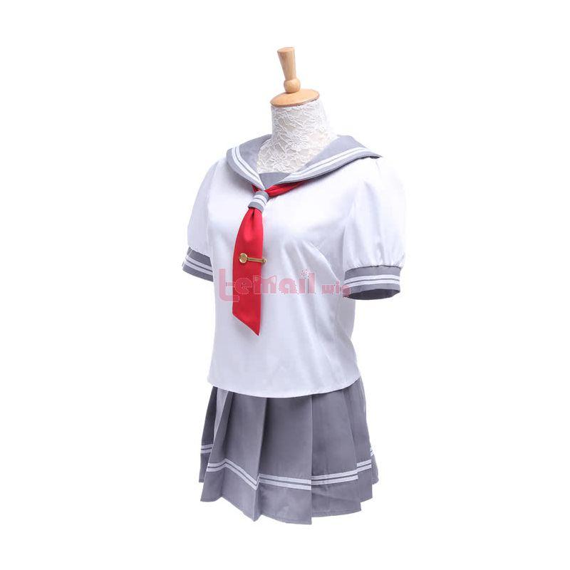 LoveLive!Sunshine!! Takami Chika Cosplay Costume School Uniform