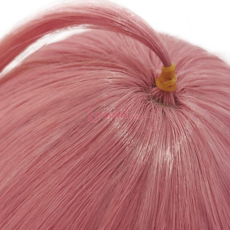 That Time I Got Reincarnated as a Slime Milim Nava Long Ponytail Pink Cosplay Wigs
