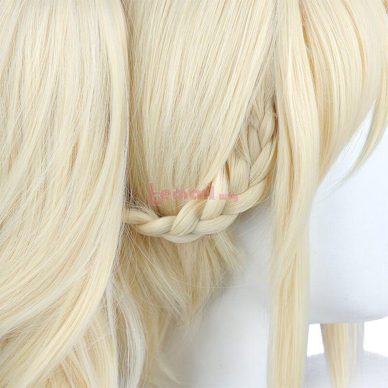 miyashita ai wigs blonde