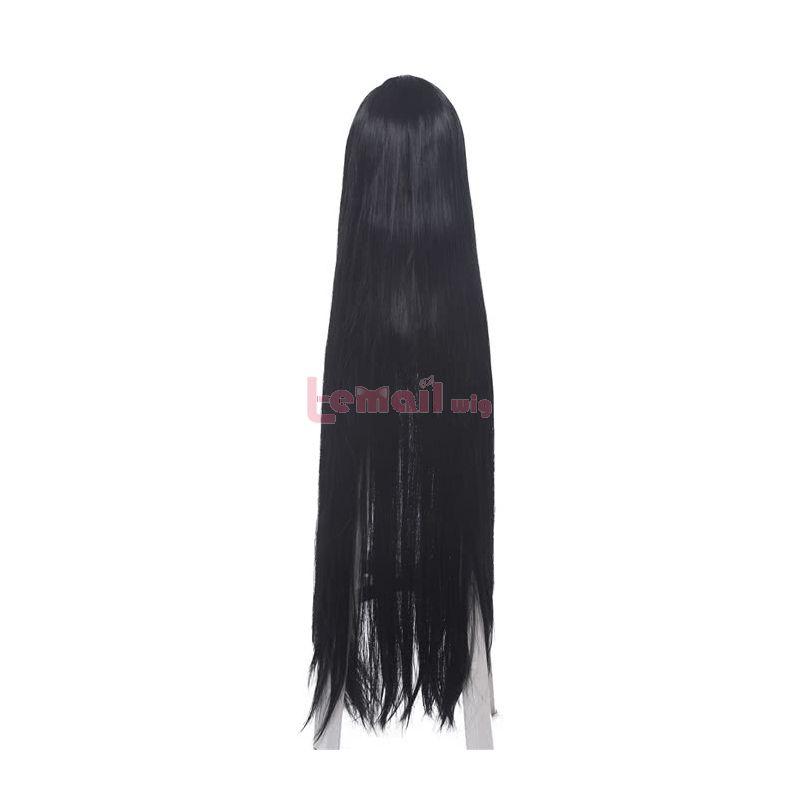 Sword Art Online Kiriko Black Long Anime Cosplay Wigs