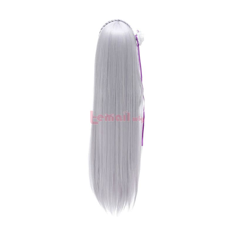 L-email cosplay wigs store provides affordable synthetic wigs in red, pink, white, purple, blue, etc. Find your favorite color and enjoy the discount online.