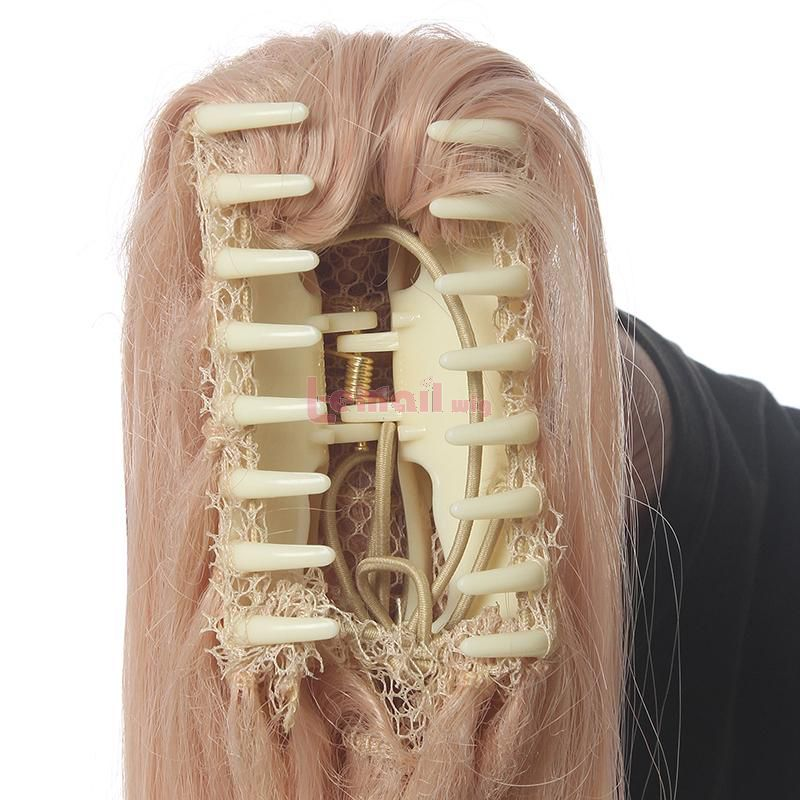 long ponytail wigs