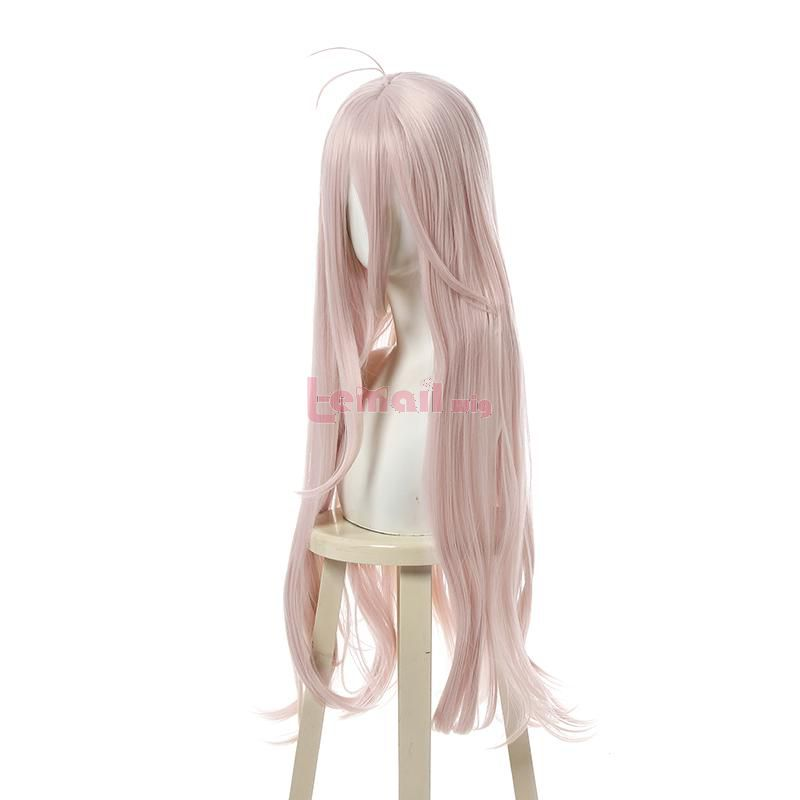 Long Pink Cosplay Wigs