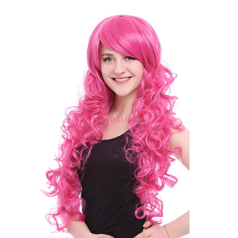 pink my little pony wigs