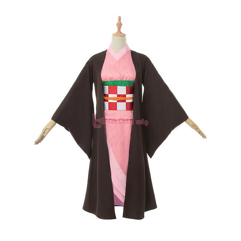 Demon Slayer Nezuko Cosplay Costumes