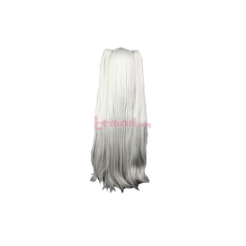 Anime Re:Creators Selesia Upitiria Silver Long Cosplay Wigs