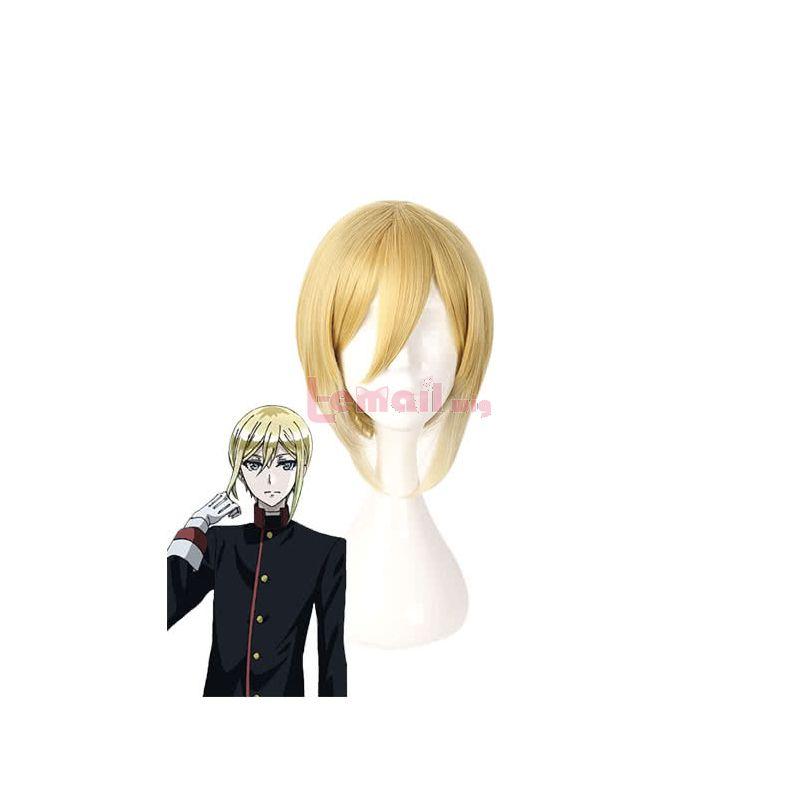 Anime Royal Tutor Heine Reinhardt Cospaly Wig