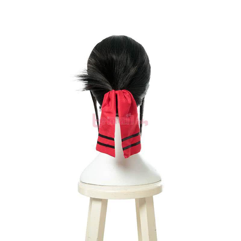 Kaguya-sama wa Kokurasetai Tensai-tachi no Renai Zunousen Kaguya Shinomiya Black Cosplay Wig
