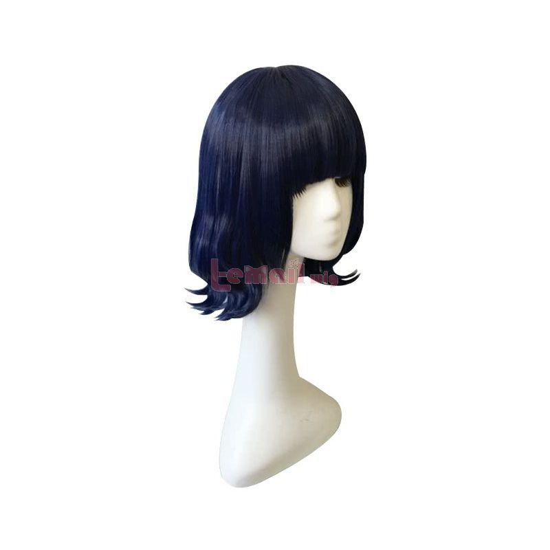 Anime Revue Starlight Kaoruko Hanayagi Blue Cosplay Wigs