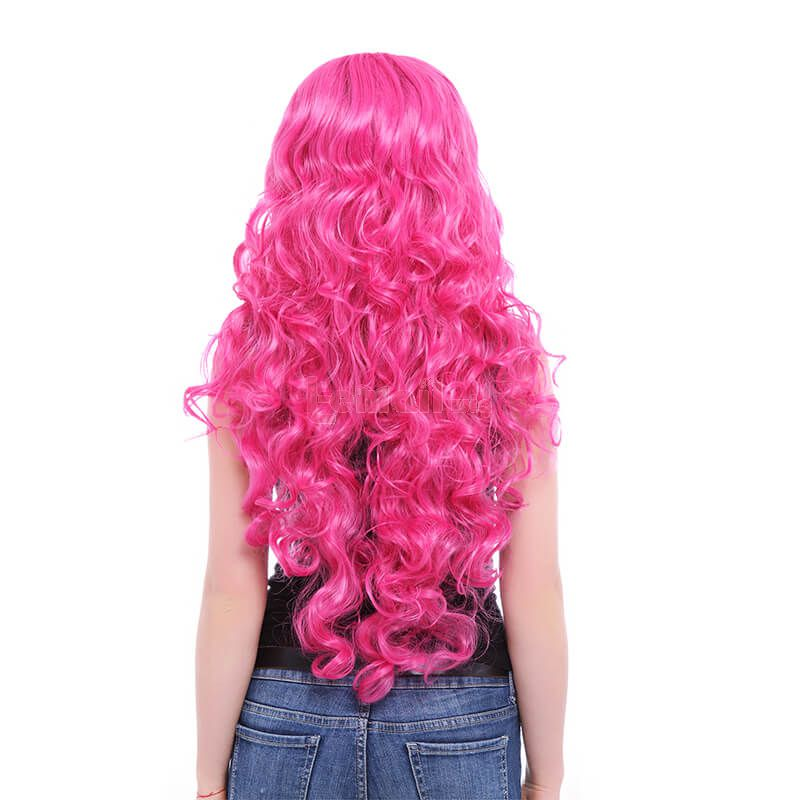 pink wigs cosplay