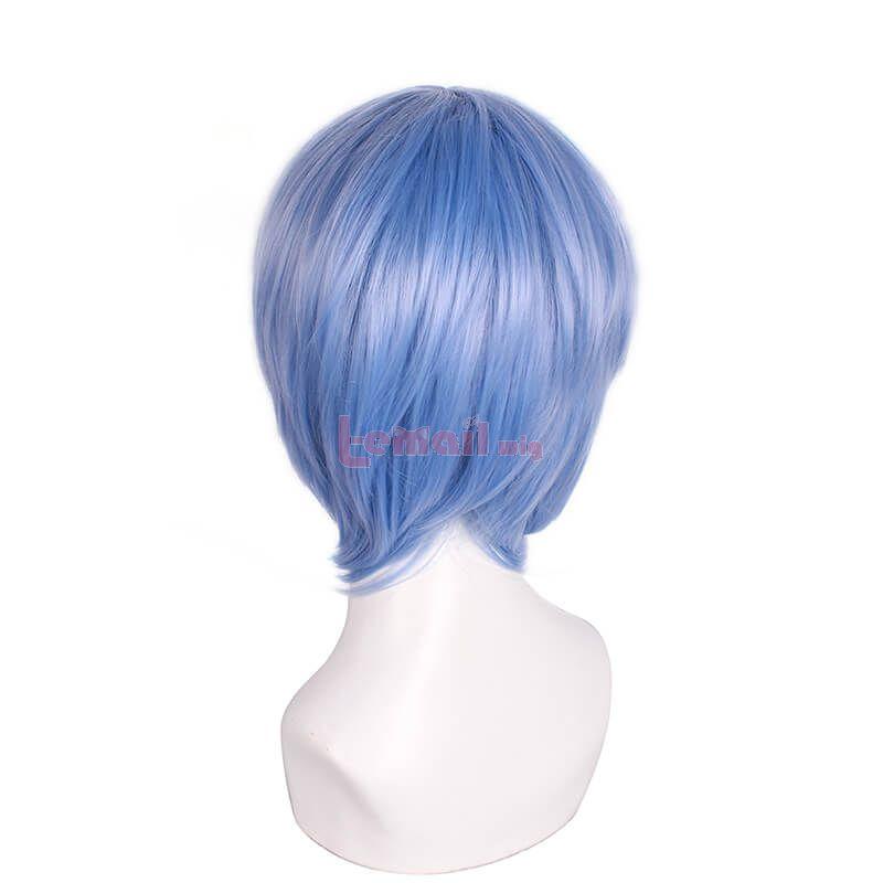 light blue wigs