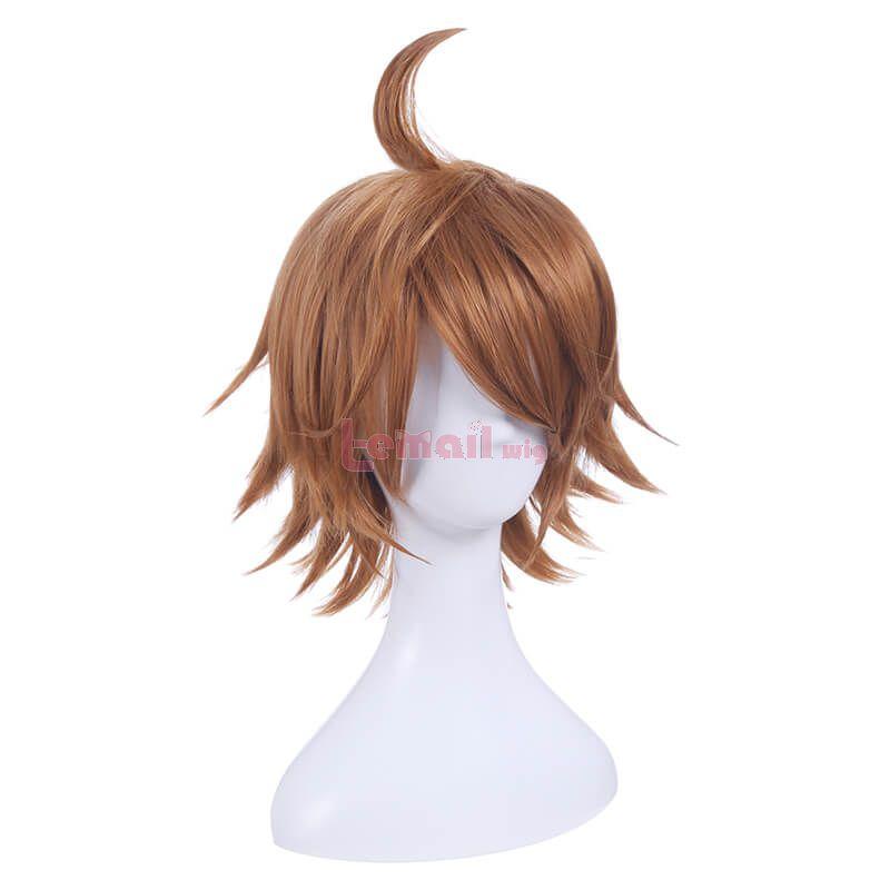 short brown wigs men