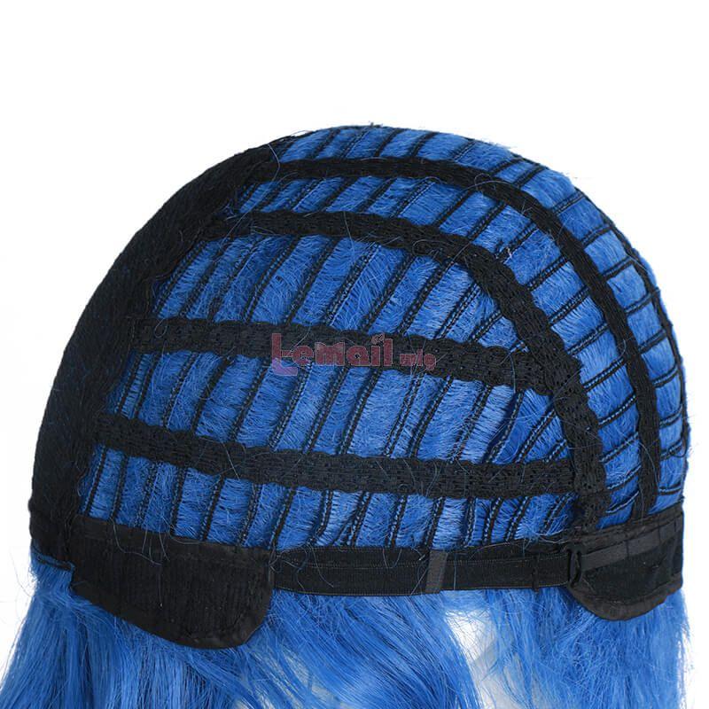 SK8 the Infinity Ainosuke Shindo Adam Short Blue Cosplay Wigs