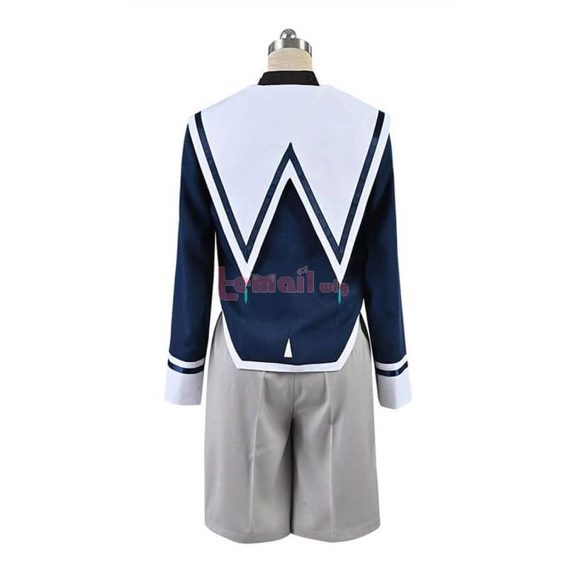 SK8 the Infinity Chinen Miya Uniform Cosplay Costume