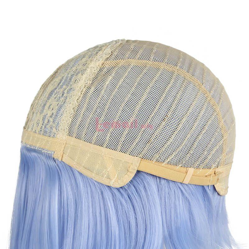SK8 the Infinity Langa Blue Short Men Cosplay Wigs
