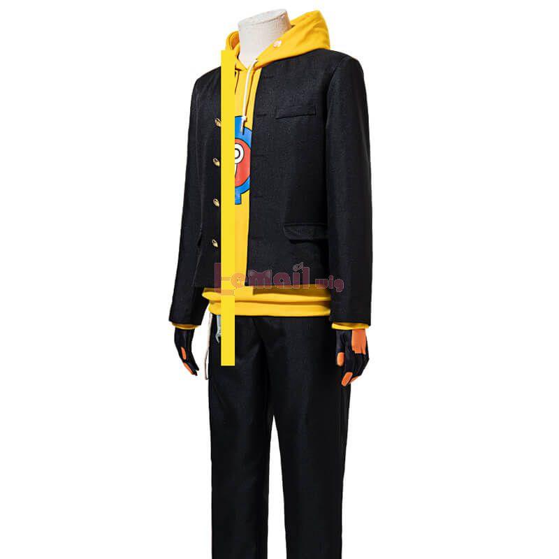 SK8 the Infinity Reki Kyan Men Uniform Cosplay Costume