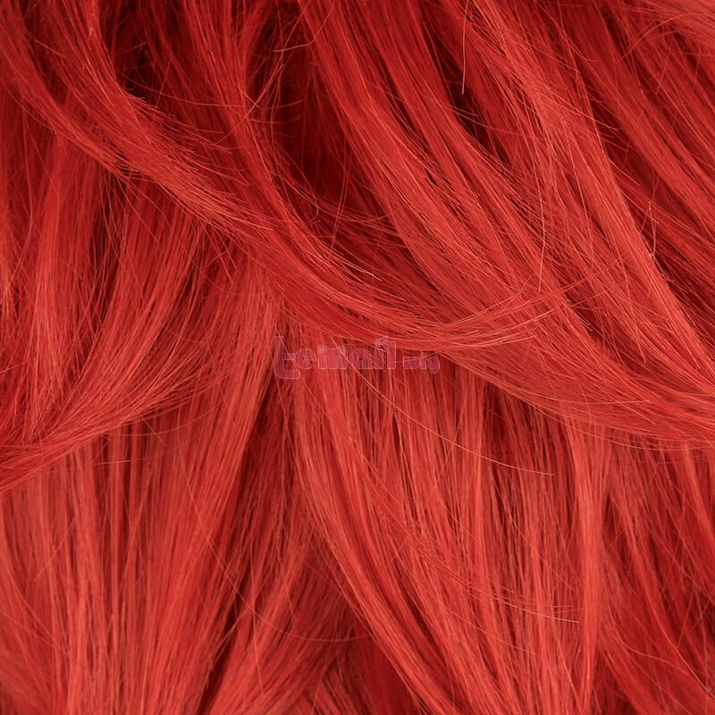 SK8 the Infinity Reki Kyan Short Red Men Cosplay Wigs