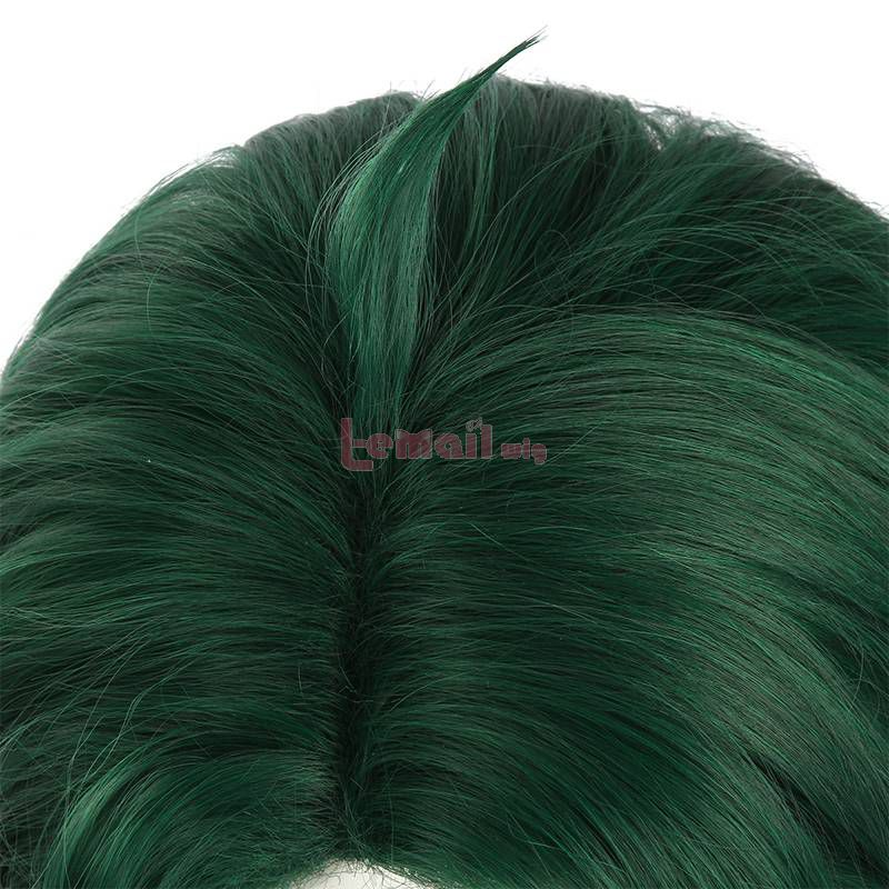 SK8 the Infinity Kojiro Nanjo Short Green Men Cosplay Wigs