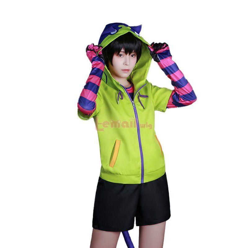 SK8 the Infinity Miya Chinen Cosplay Costume