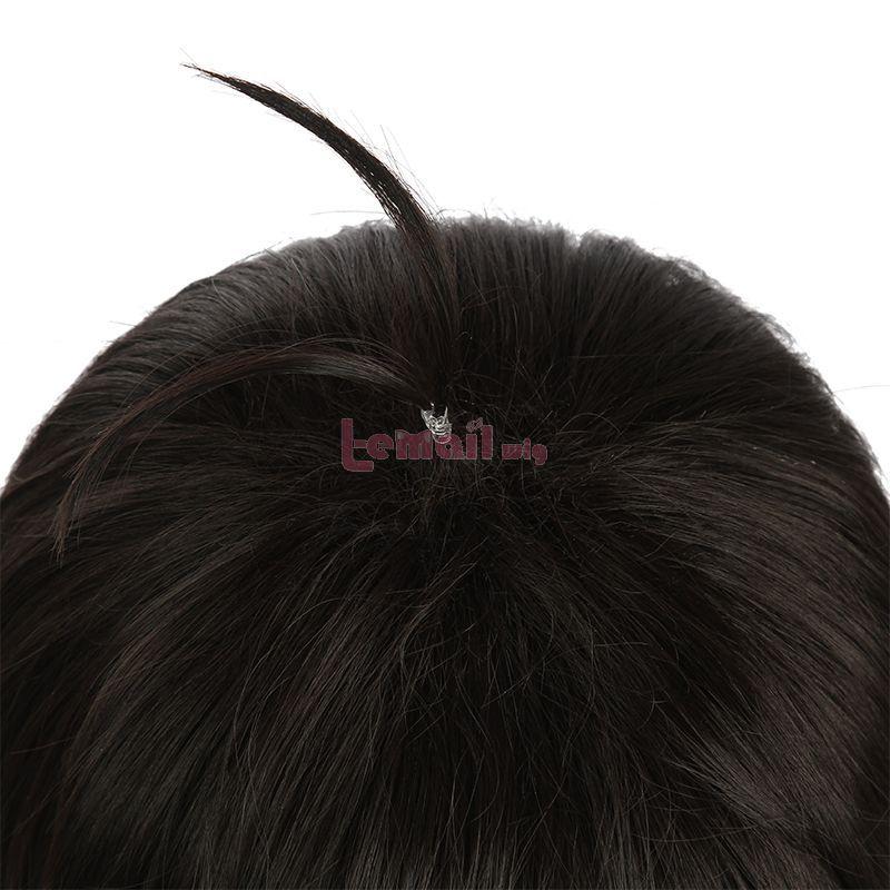 SK∞ SK8 the Infinity Miya Chinen Short Black Men Cosplay Wigs