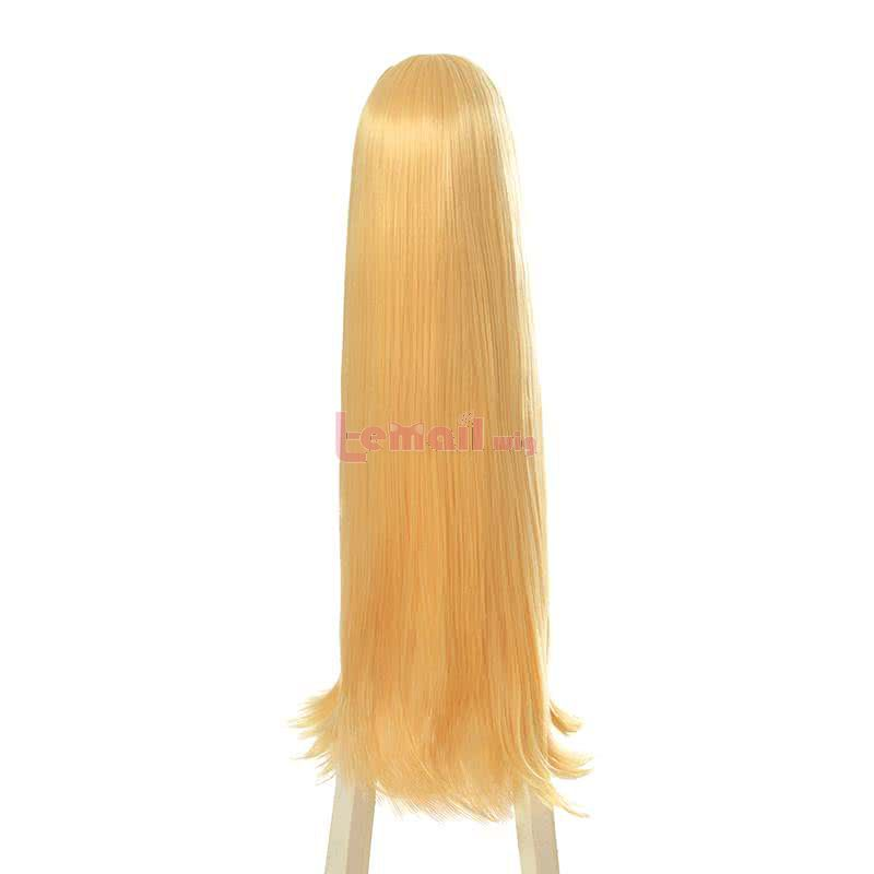 The Rising of the Shield Hero Filo 90cm Long Straight Blonde Cosplay Wigs