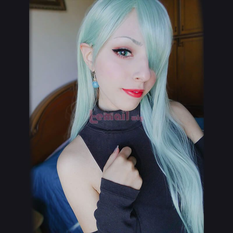 The Seven Deadly Sins Elizabeth Cosplay Wigs