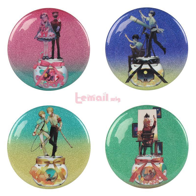 Toilet-Bound Hanako-kun 8 Style Acrylic Badge Decoration