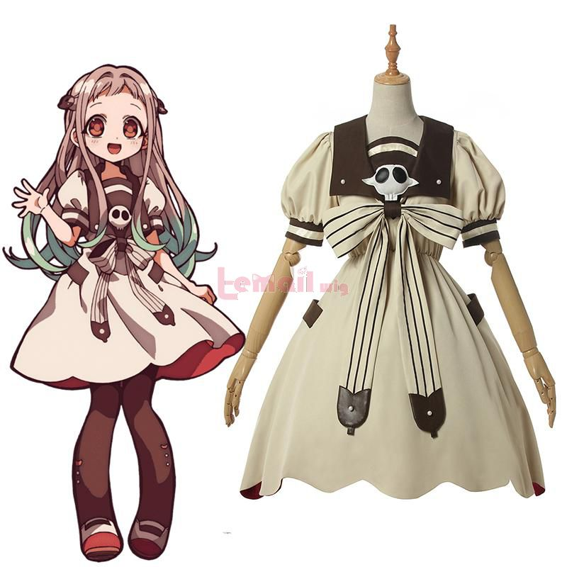 Toilet-Bound Hanako-kun Yashiro Nene Fullset Uniform Dress Cosplay Costume