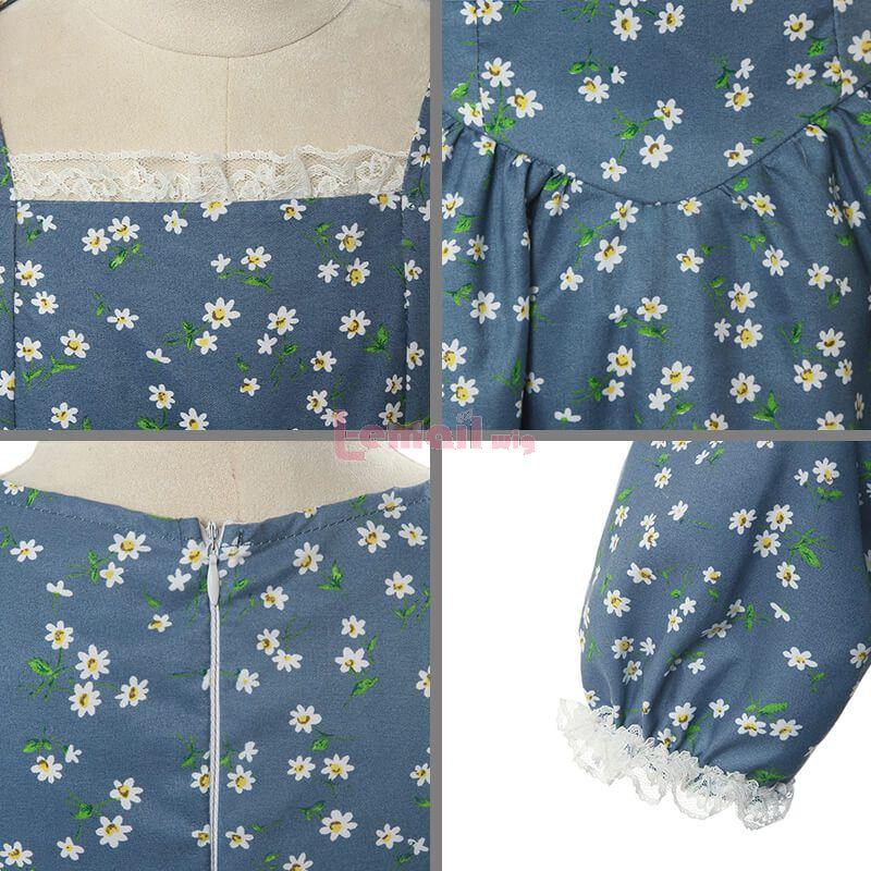 Vintage Prairie Dress for Kids