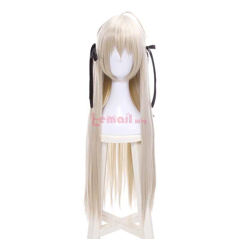 New Yosuga no Sora In solitude Kasugano Sora 80cm Long Straight Cosplay Wigs