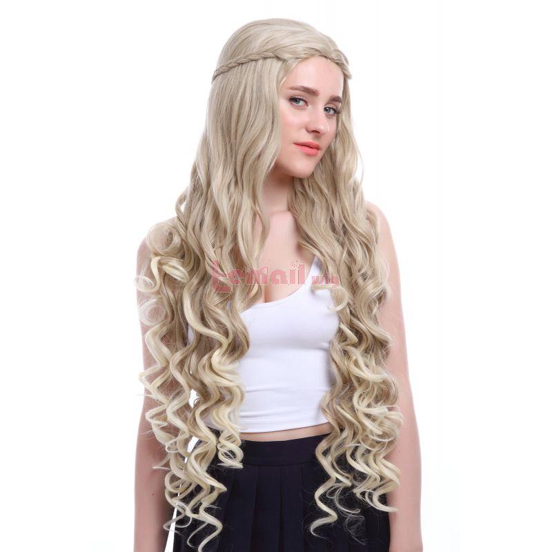 Daenerys Targaryen Cosplay Wigs