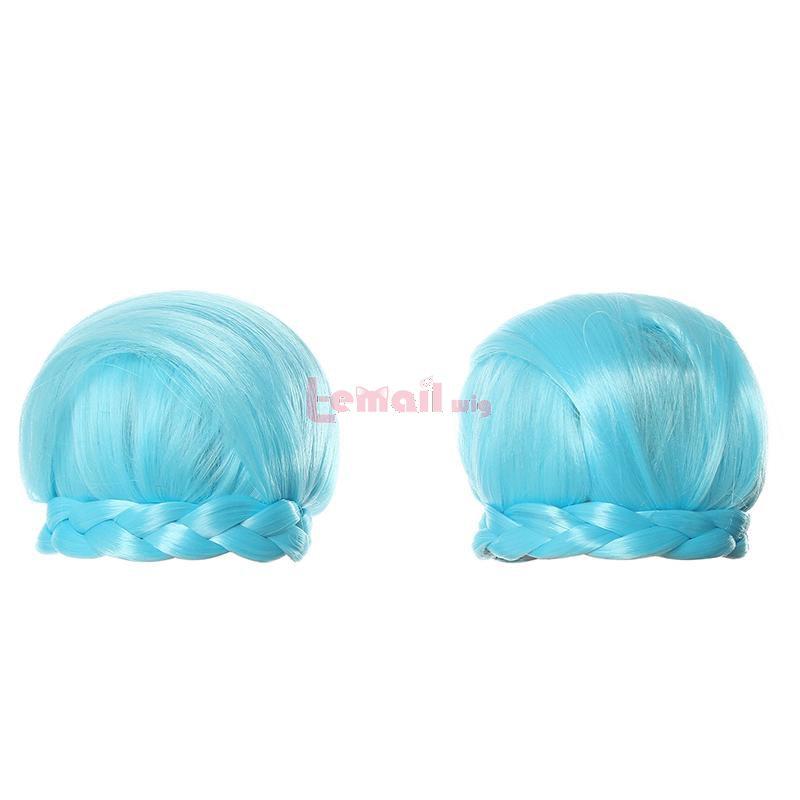 miku cosplay wigs blue