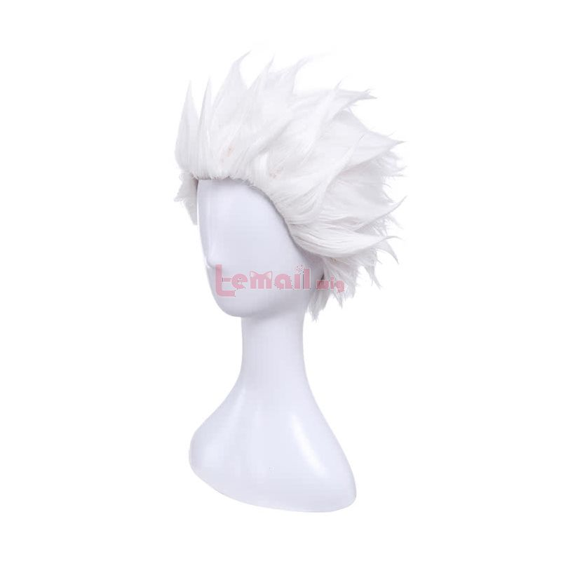 Fate Stay Night Archer Cosplay Wig White Wigs
