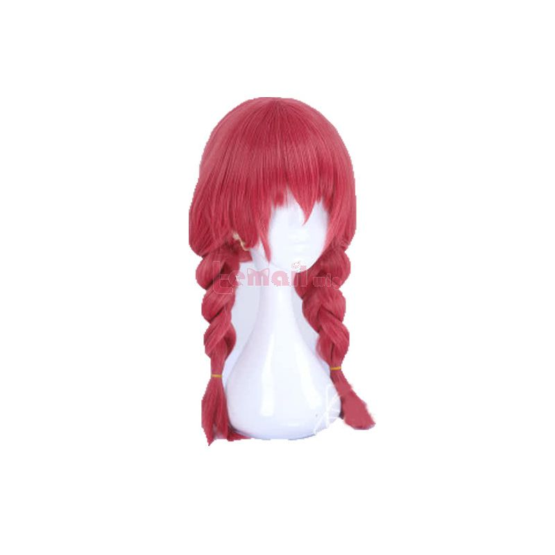 Anime Blend S Miu Amano Red Cosplay Wigs