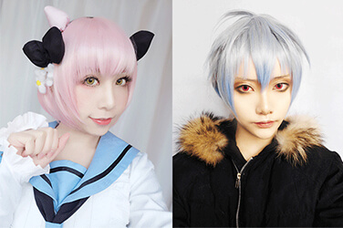 how to choose cosplay wig?