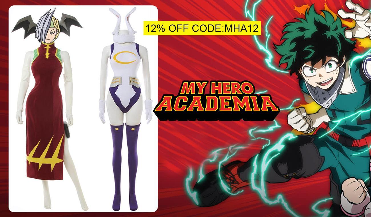 My hero academic  cosplay wigs