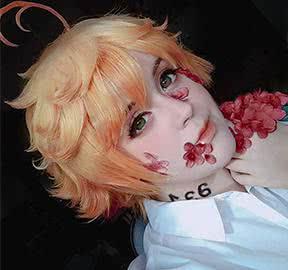 emma cosplay wigs
