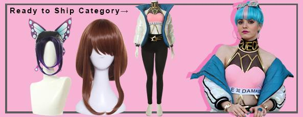cheap cosplay wigs store