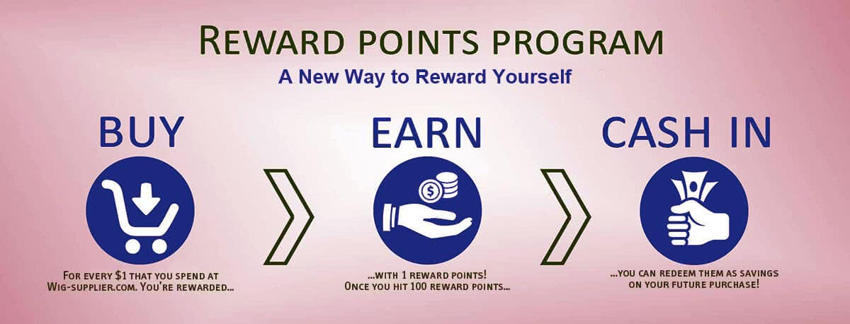 lemail wig reward points